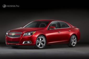 Új európai csúcsmodell a Chevrolet-től