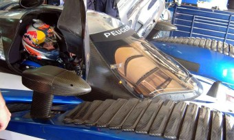 Räikkönen túl van a Le Mans-teszten