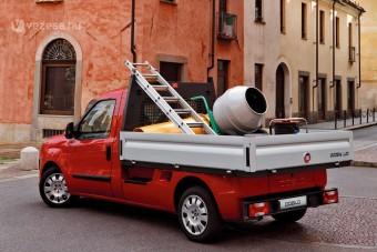 Plató került a Fiat Doblóra