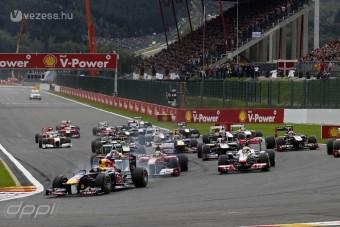 F1: Vékony jégen táncolt a Red Bull