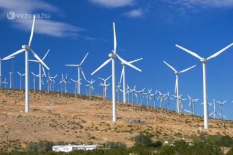 A szél a jövő a Volkswagen szerint