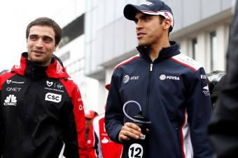 F1: Maldonado 28 évi ínségnek vetett véget