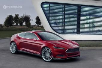 Dögös lesz a következő Ford Mondeo