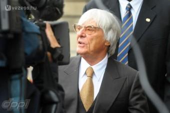 F1: Kínos kérdések várnak Ecclestone-ékra