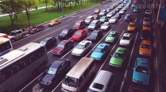 Dugó a kínai autómentes napon