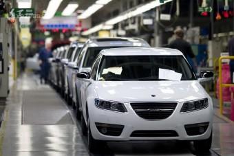 Csődvédelmet kért a Saab