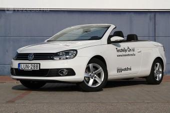 Teszt: Volkswagen Eos 1,4 TSI