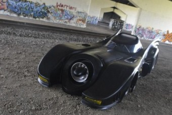 Eladó a Batmobile