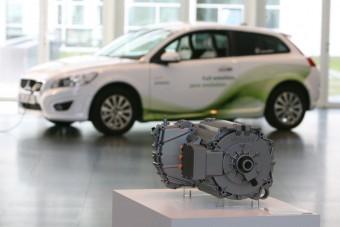 Siemens motorok kerülnek a Volvókba