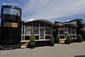 F1: Káosz a Lotus Renault-nál