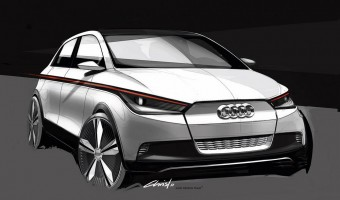 Elektromos lesz az új Audi A2