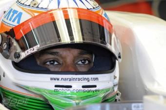 F1: India után is maradna az indiai pilóta