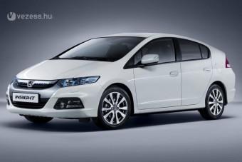 Takarékosabb az új Honda Insight