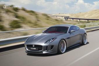 Csodaszép új Jaguar sportkocsi