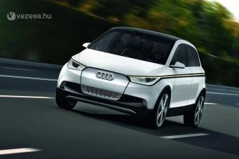 Részletek az Audi új kisautójáról