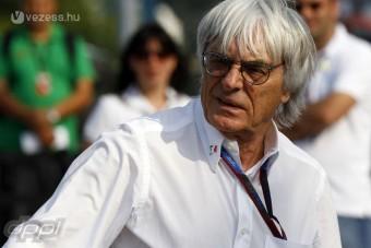 Ecclestone nem vinné Iránba az F1-et