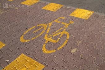 Itt épülnek új kerékpárutak Budapesten