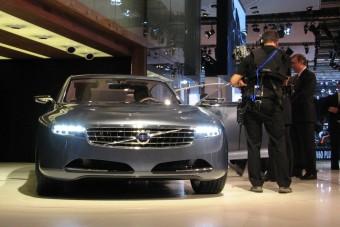 A Volvo jövője egy ötajtós kupéban