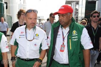 F1: Kegyetlen lesz a Lotus-főnök
