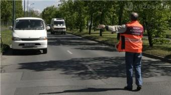 Radarral mérik a szennyező autókat