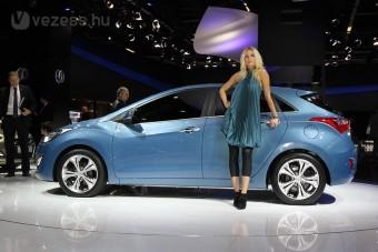 A Volkswagen-vezér irigy a Hyundaira