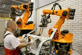 Bővül a győri Audi-gyár