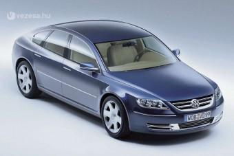 Új formával hódítana a VW luxusautó