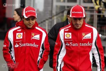 F1: A Ferrarinál ma is tabu Szingapúr