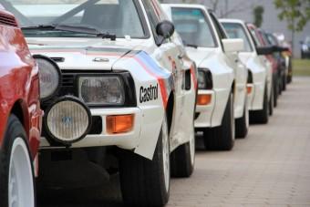 Egy Audi Quattro ne legyen múzeumi porfogó!