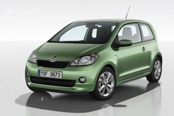 Megjött az olcsó Škoda