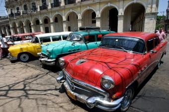 52 év után vehetnek autót a kubaiak