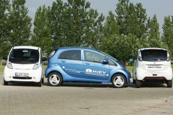 Elektromos kisautók lepik el Észtországot