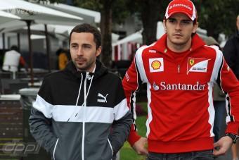 F1: A Force Indiához megy a Ferrari-ifjonc?