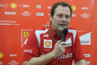 F1: A Mercedesnél épül az új Ferrari
