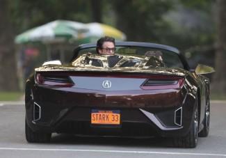 Ferrari evő Honda a láthatáron