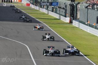 F1: Lehet-e előzni Szuzukában?