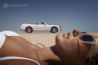 Magyarországon a V8-ra van igény