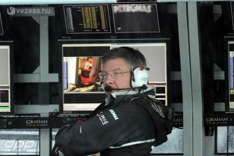 F1: Bízik a kiugrásban a Mercedes