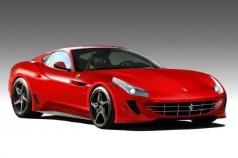 Tavasszal jön az új Ferrari GT