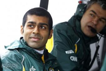 F1: Chandhok sem tudja, vezet-e otthon