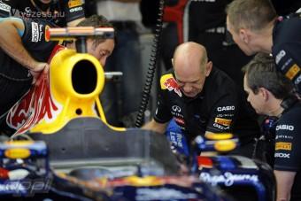 F1: A diffúzorok miatt bukhat a Red Bull