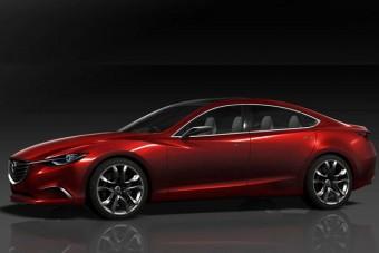Mazda Takeri: Ilyen lesz a Mazda6 utód?