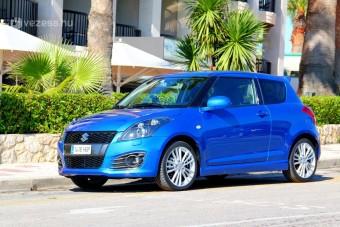 A legtökösebb Suzuki