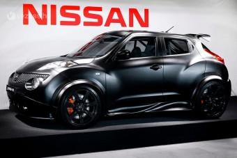 Kép a 480 lovas Nissan terepesről
