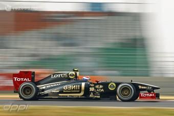 F1: Ki is áll a Lotus mögött?