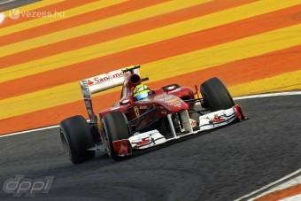 F1: A Ferrari nem akar csapkodó szárnyat