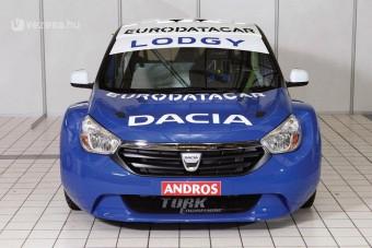 Versenyzőként jön az új családi Dacia