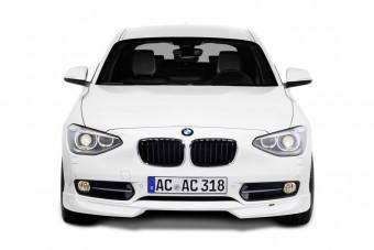 Máris erősödik az új Egyes BMW