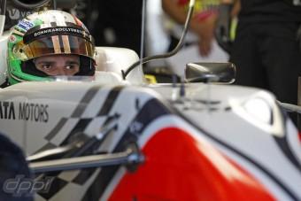F1: A HRT gatyája is rámehet Liuzzira