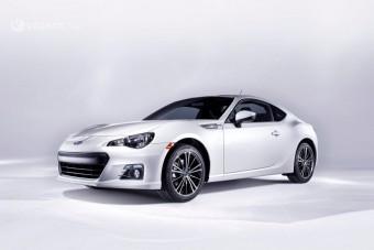 Könnyű a Subaru új sportkpocsija